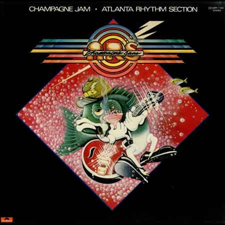 Atlanta Rhythm Section-Champagne Jam