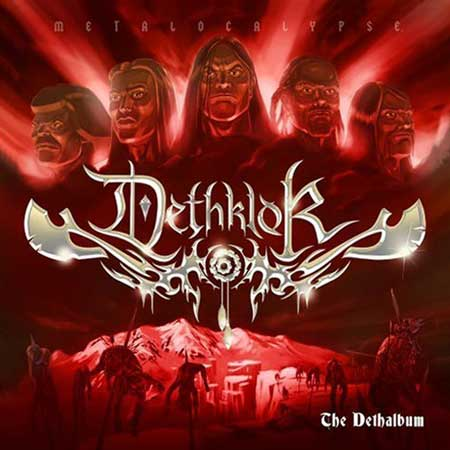 Dethklok-The Dethalbum