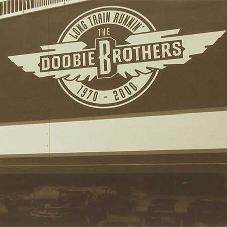 The Doobie Brother-Long Train Runnin'