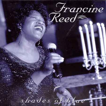 Francine Reed-Shades Of Blue