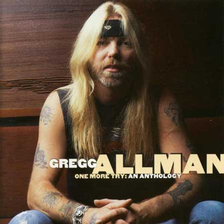Greg Allman-One More Try: An Anthology
