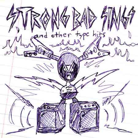 Homestarrunner-Strongbad Sings And Other Type Hits