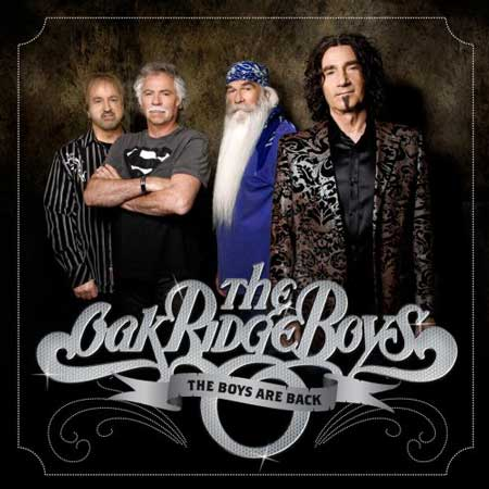 The Oak Ridge Boys-The Boys Are Back