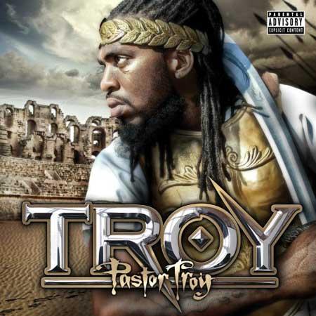 Pastor Troy-Troy