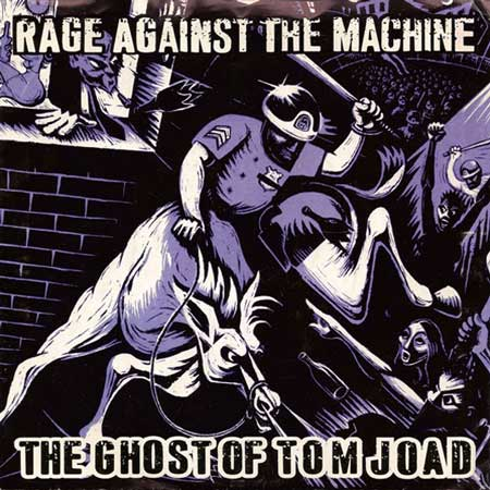 Rage Against the Machine-The Ghost Of Tom Joad