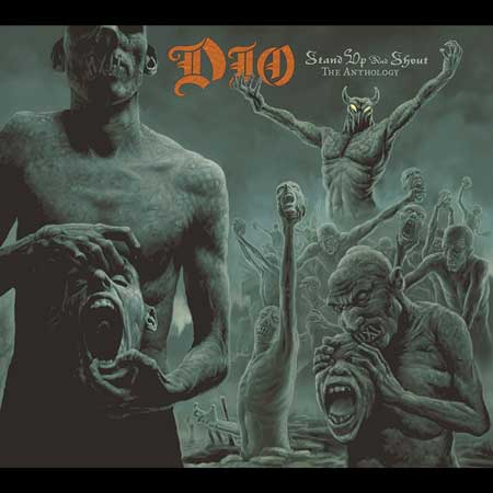 Ronnie James Dio-Stand Up And Shout: The Anthology