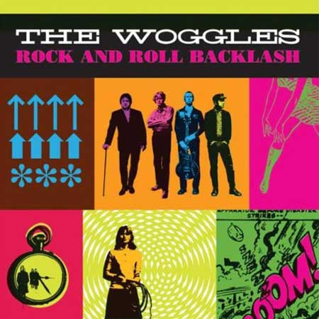 The Woggles-Rock and Roll Backlash